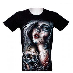 T-shirt Catrina Tattoo